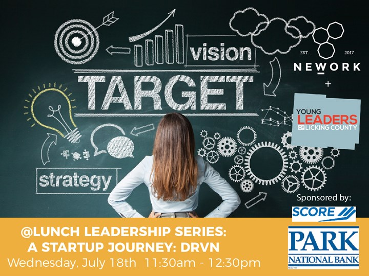 @LUNCH LEADERSHIP SERIES: A STARTUP JOURNEY: DRVN