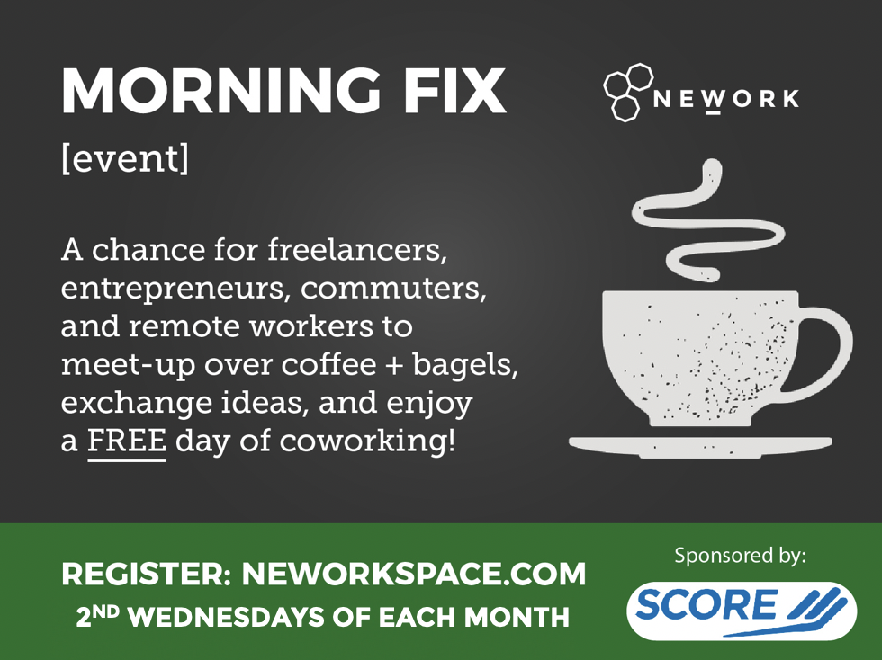 Morning Fix - Giving Your Business a Brand & Voice